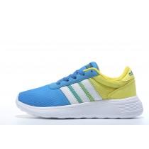 2016 Adidas Neo Damen Herren Running Schuhe Königsblau/Weiß/Tour Gelb