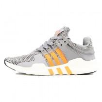 Adidas EQT Running 93 Primeknit Grau/Orange/Weiß B40935