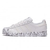 Adidas Originals Superstar Marble Weiß AQ4658