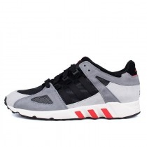 Adidas x Solebox x Equipment RNG Guidance 93 Grau/Schwarz/Rot/Stone B35714