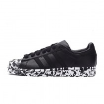 Adidas Originals Superstar Marmor Schwarz AQ4659