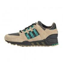 Adidas Equipment Running Support 93 Kern Schwarz/Sub Grün/Hanf B24778