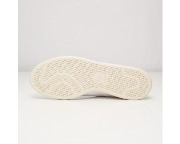 Adidas Stan Smith Leder Socken Weiß AQ4787 FTWR Weiß/FTWR Weiß/Grün