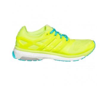 Adidas Running Energy Boost ESM Solar Gelb/Solar Gelb/Hell Cyan S83146