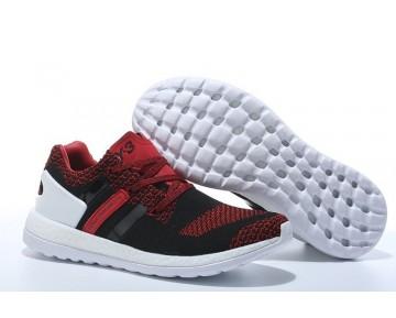 Adidas Y-3 Pure Primeknit Boost-ZG Kint Schwarz/Rot/Weiß AQ5732