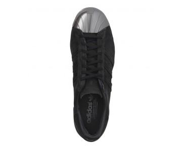 Adidas Originals Superstar 80s Metal Toe Kern Schwarz M25318