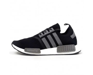 "Adidas Consortium NMD Runner PK ""Key City Activation"" Schwarz/Grau/Silber S31523"