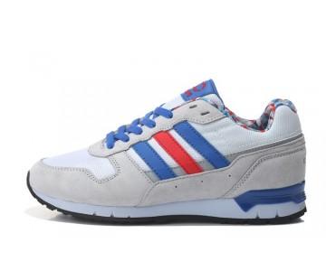 Adidas Neo 8K Runner Damen Herren Schuhe Grau/Blau/Rot