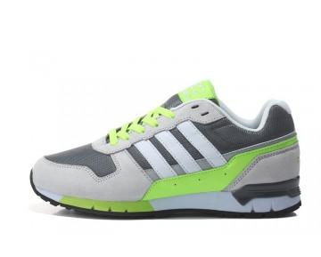 Adidas Neo 8K Runner Damen Herren Schuhe Grau/Weiß/Grün