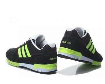 Adidas Neo 8K Runner Damen Herren Schuhe Schwarz/Grün Fluoreszierend