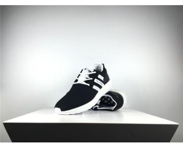 Adidas Y-3 Pure Primeknit Boost-ZG Kint Schwarz/Weiß AQ5735
