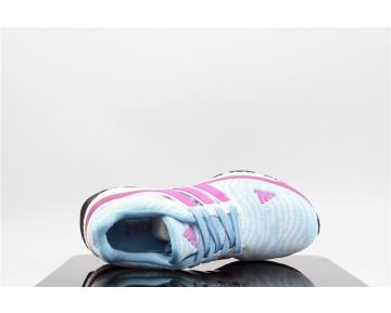 Adidas Energy Boost Primeknit ESM Hellblauen Sprenkel/Rosa/Weiß M29760