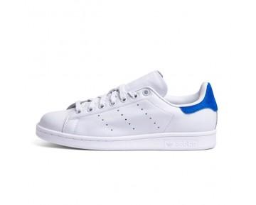 Adidas Stan Smith W - Jahrgang Weiß/Blau Pony Haar S75559