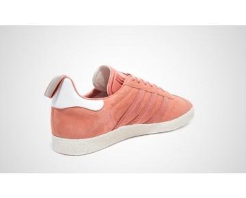 Adidas Gazelle W Pony Pack Roh Rosa/Roh Rosa/Silber Metallic BB0658