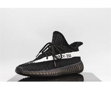 Adidas Yeezy SPLY-350 Boost Probe Schwarz/Weiß Streifen