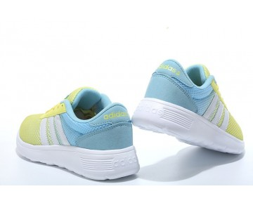 2016 Adidas Neo Damen Herren Running Schuhe Gelb/Weiß/Jade