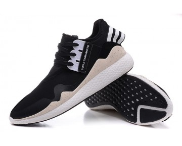 Adidas Y-3 2015SS Retro Boost Schwarz/Creme Weiß/Schwarz B35693