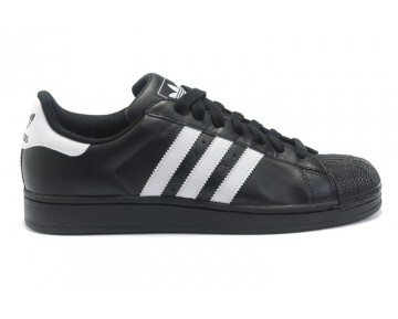 Adidas Originals Superstar II Schwarz/Weiß G17067