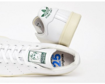 Nigo x Adidas Originals Stan Smith Weiß/Creme Weiß S79591