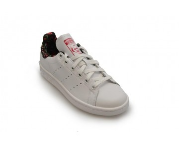 Damen Adidas Originals Stan Smith w Weiß Multi S79412