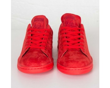 Adidas Originals Stan Smith Rot/Poppy/Universität Rot S75109