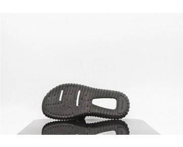 Adidas Yeezy 350 Boosts Sandal Alle Schwarz AB35005