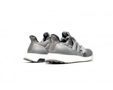 Adidas Consortium X Highsnobiety Ultra BOOST Grau/Weiß S74879