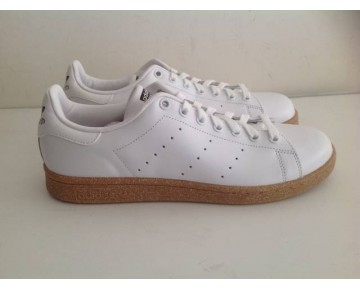 Adidas Originals Stan Smith Weißer Gummi S85434