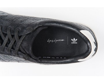 Yohji Yamamoto X Adidas Original Metallic Superstar Schwarz/Weiß B24381