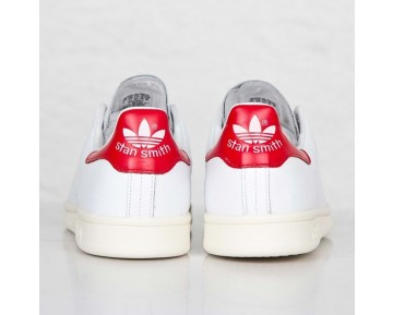 Adidas Originals Stan Smith FTWR Weiß/FTWR Weiß/Rot B25363