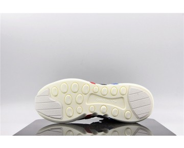 Adidas EQT Support ADV Primeknit Schwarz/Blau/Rot S81499