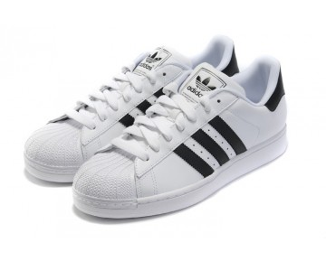 Adidas Originals Superstar II Weiß/Schwarz G17068