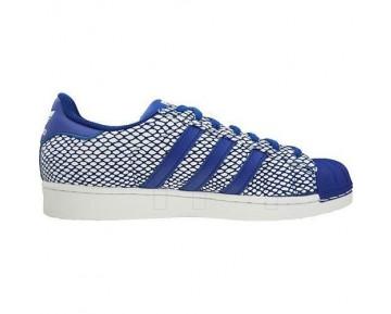 Adidas Superstar Snake Pack Schuhe Farbe Bold Blau/Bold Blau/Weiß S82729