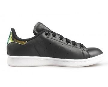 Adidas Stan Smith Schwarz Musivgold AQ3008