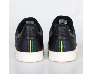 Adidas Originals Stan Smith Kern Schwarz/Kreide Weiß S75077