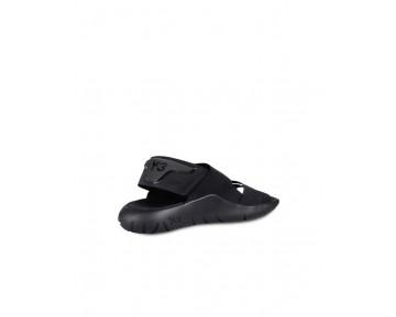 Adidas Y-3 Qasa Sandale Kern Schwarz AQ5584