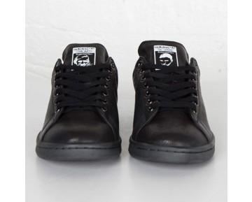 Adidas Raf Simons Stan Smith Aged Kern Schwarz/FTWR Weiß/Kern Schwarz S74620