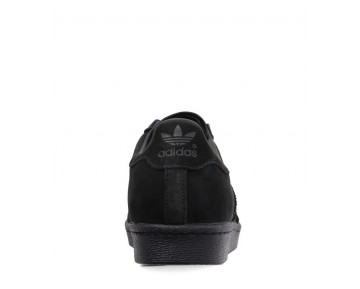 Adidas Originals Superstar 80s Metal Toe Kern Schwarz M25318