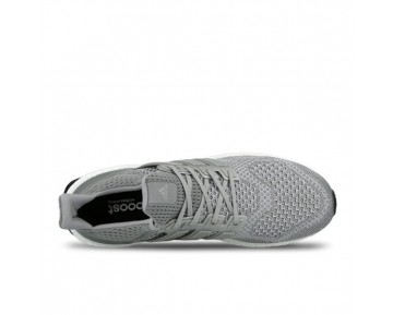 Adidas Ultra-Boost LTD Silber/Metallic Grau/Weiß S77517