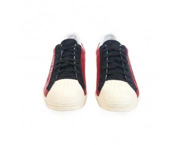 Yohji Yamamoto X Adidas Original Metallic Superstar Rot/Weiß B24382