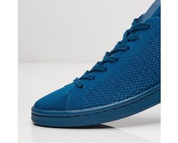 Adidas Originals Stan Smith Primeknit Schuhe Tech Stahl S80067