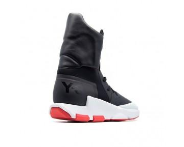 2016 Adidas Y-3 by Yohji Yamamoto The Noci 0003 KernSchwarz/Scharlachrot/Weiß BY2102