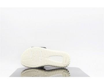 Adidas Yeezy 350 Boosts Sandal Schwarz/Weiß AB35003