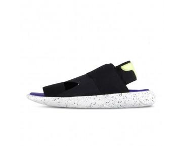 Adidas Y-3 Qasa Sandale Schwarz/Weiß AQ5585