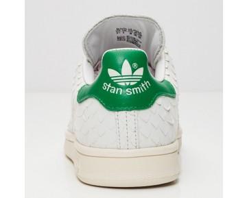 Adidas Stan Smith W Kristall Weiß/Kristall Weiß/Grün S76665