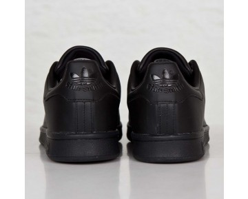 Adidas Originals Stan Smith Trainer Alle Schwarz M20327