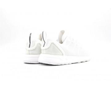 Adidas Originals ZX Flux Adv Gitter Weiß S79001