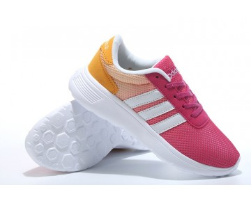 2016 Adidas Neo Damen Laufschuhe Fuchsie Flash/Weiß/Gelb