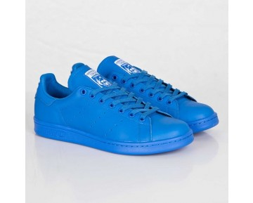 Adidas Stan Smith x Pharrell Williams Solid Pack Drossel/Drossel/Ftw Weiß B25386