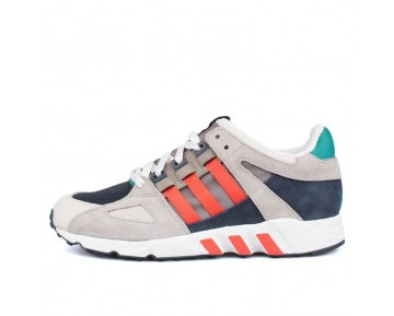Hochs und Tiefs x Adidas Equipment RNG Guidance 93 Weiß/Grün/Orange B35713